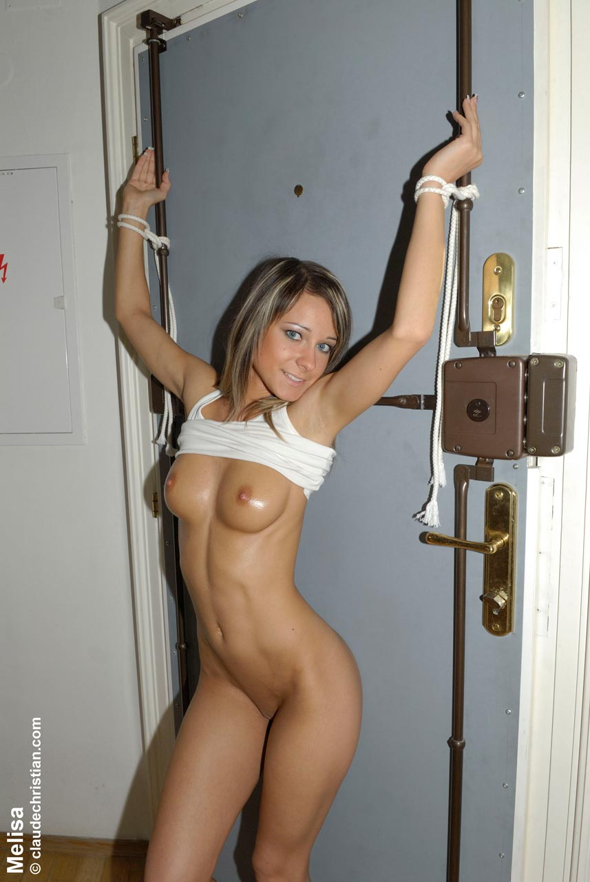 tied up arms nude